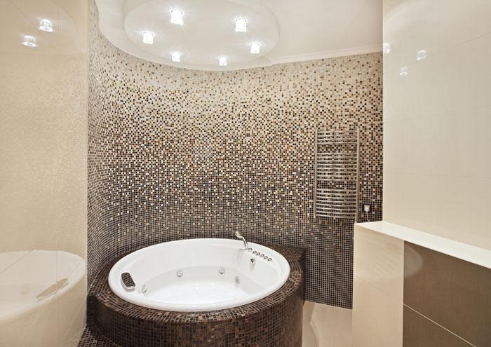 Comment choisir l 39 clairage d 39 une salle de bain - Cout d une salle de bain ...