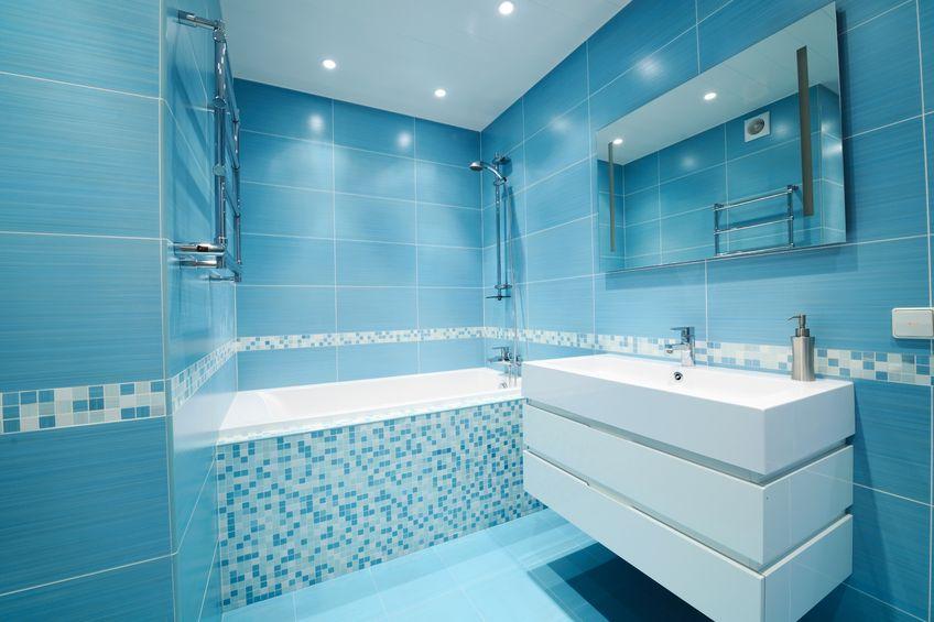 Mosa que de salle de bain demandez un devis gratuit - Habillage mural salle de bain ...